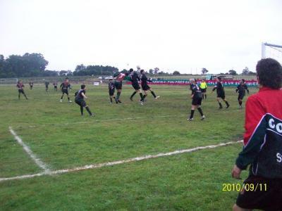 11/09/2010       INAGURAMOS LA NUEVA CANCHA